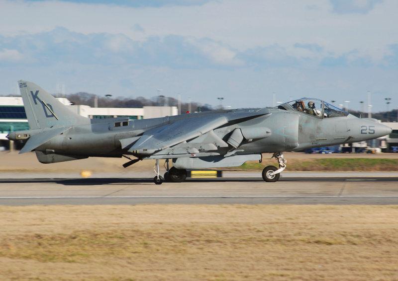 US-Marines McDonnell Douglas AV-8B Harrier II+ (164546)