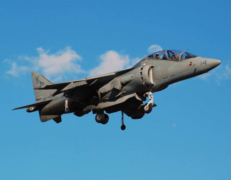US-Marines McDonnell Douglas AV-8B Harrier II+ (164122)