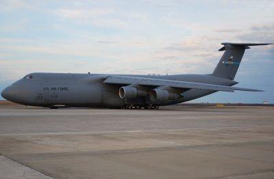 USA - Air Force Lockheed C-5A Galaxy (87-0027)  **Dover Air Force Base**