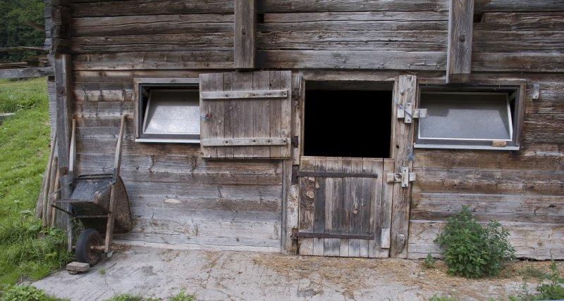 Swiss barns 1