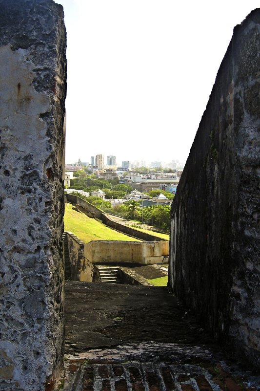 San Juan from San Cristobal