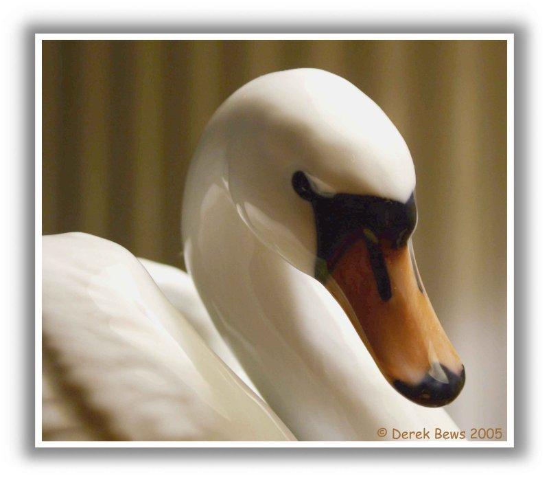 Ornamental Swan