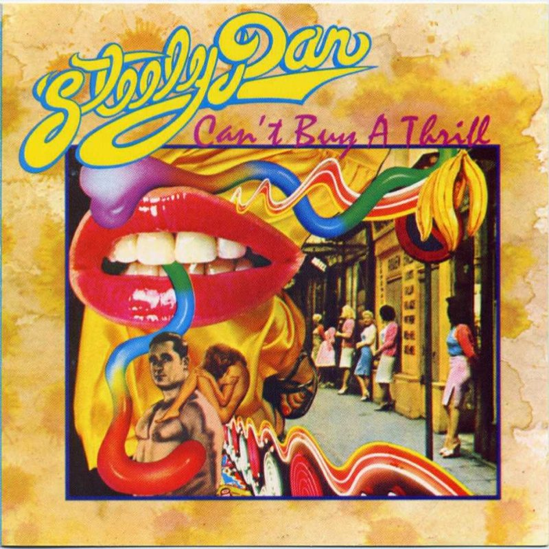 Cant Buy A Thrill - Steely Dan