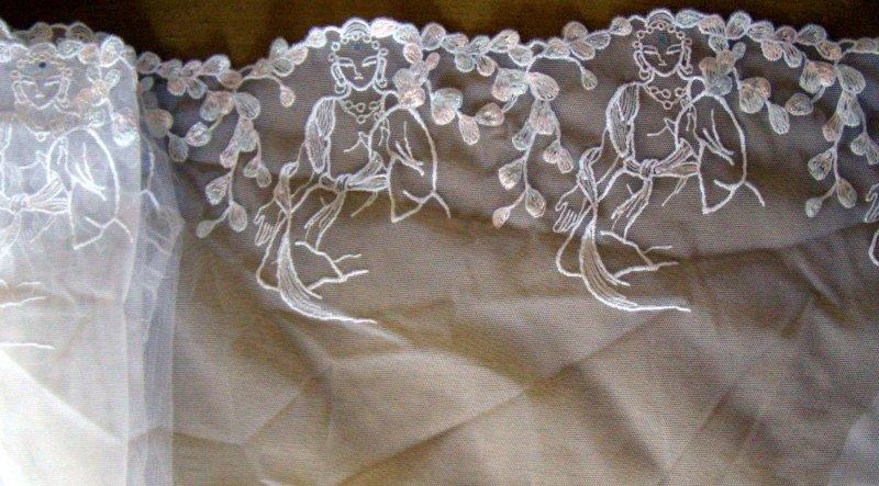 Fabric Depot Lace - Figurative