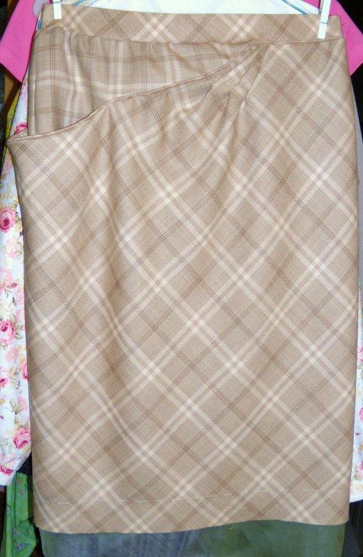 Marfy 1949 Skirt Progress