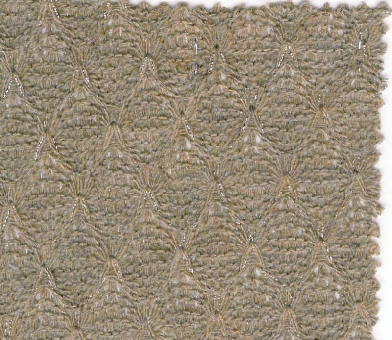 Laminated Wool Back