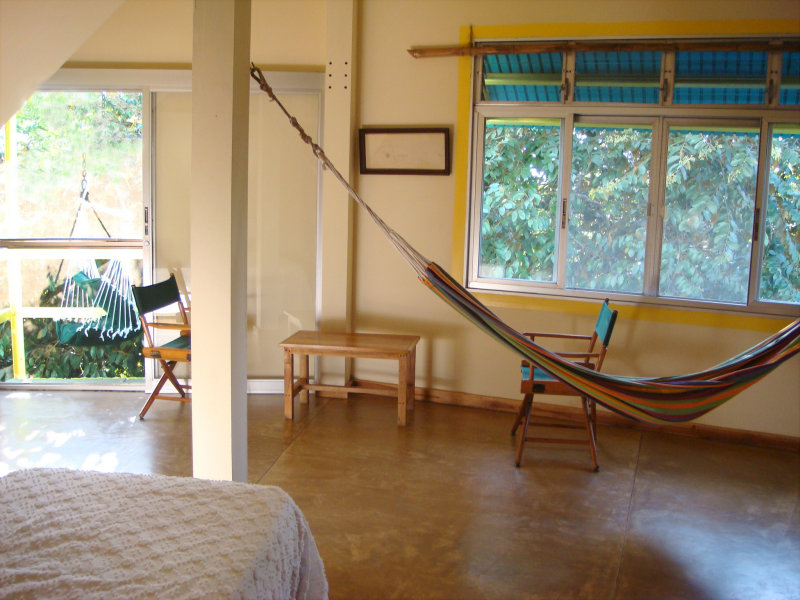 Canopy Tower Blue Cotinga Suite