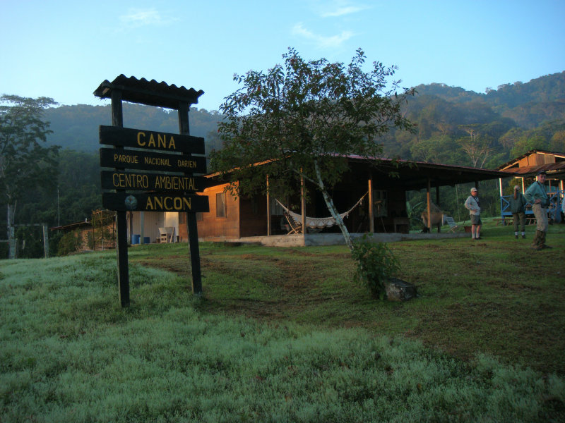 Cana Camp Rooms