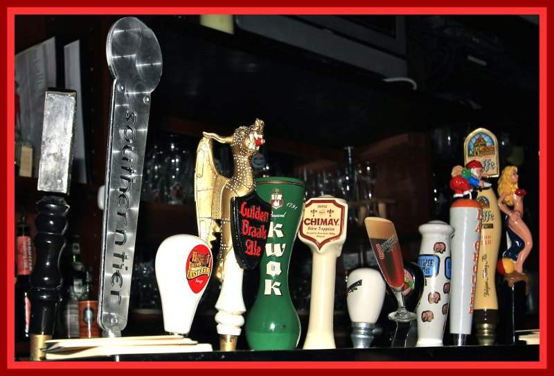 Beer is good for you at Eulogy Tavern