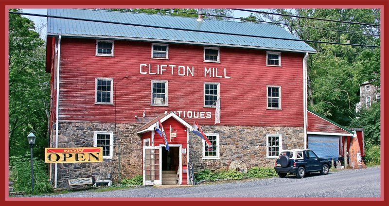 Clifton Mill Antiques
