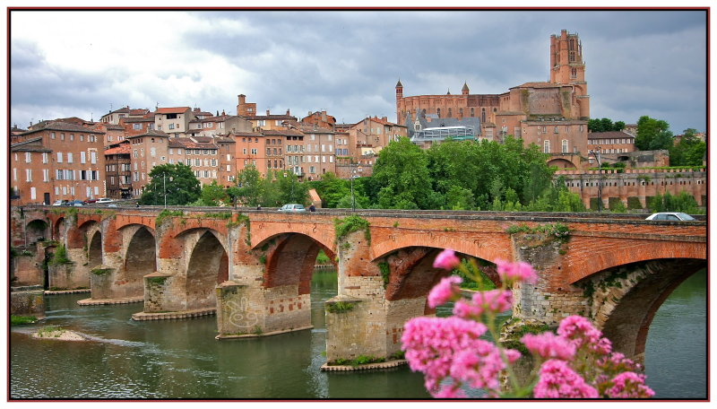 Old Town ~ Albi, France (2010)