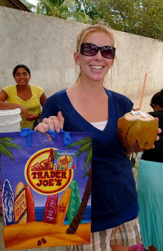 Farmers Market in SJDS, Nicaragua