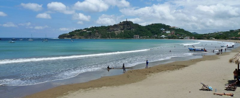 Bay Of San Juan del Sur