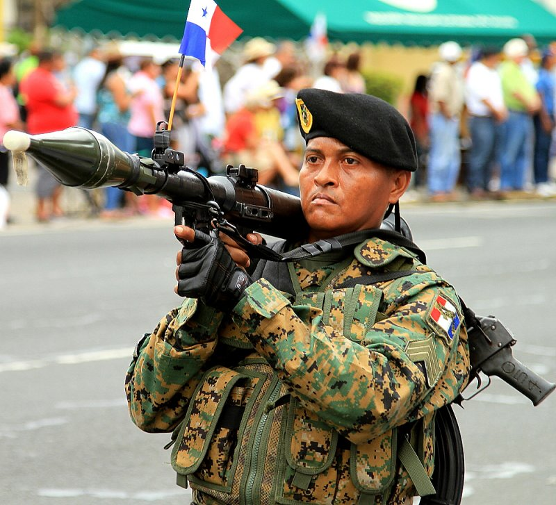 Panama Defense Forces