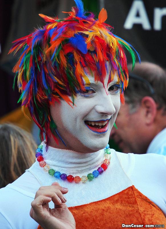 Cirque Du Gay The Happy Circus Exposed!