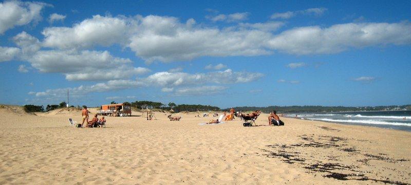 Naturist Beach in Uruguay