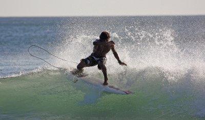 Championship Surfing
