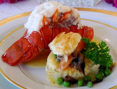 Lobster in Beurre Blanc