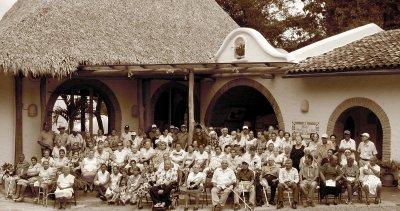 Seniors In San Juan del Sur 2009