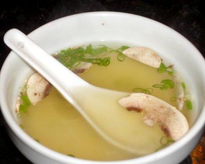 Bennihanas Onion Soup