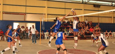 Butler University & Nicaragua National Volleyball Teams
