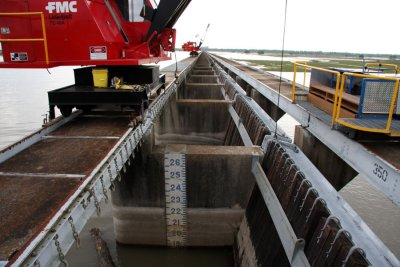 Spillway Gauge May 15, 2008