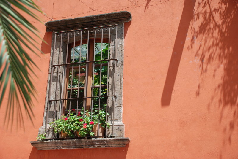SAN MIGUEL ALLENDE WINDOW