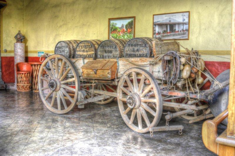 CARRETA MUSEO DE LOS ABUELOS