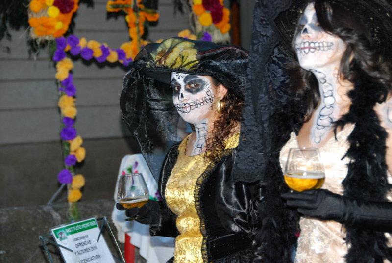 CATRINAS MORELIA MEXICO