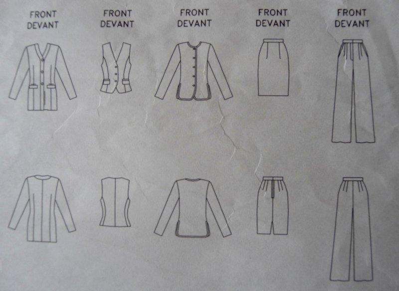 Pattern diagrams