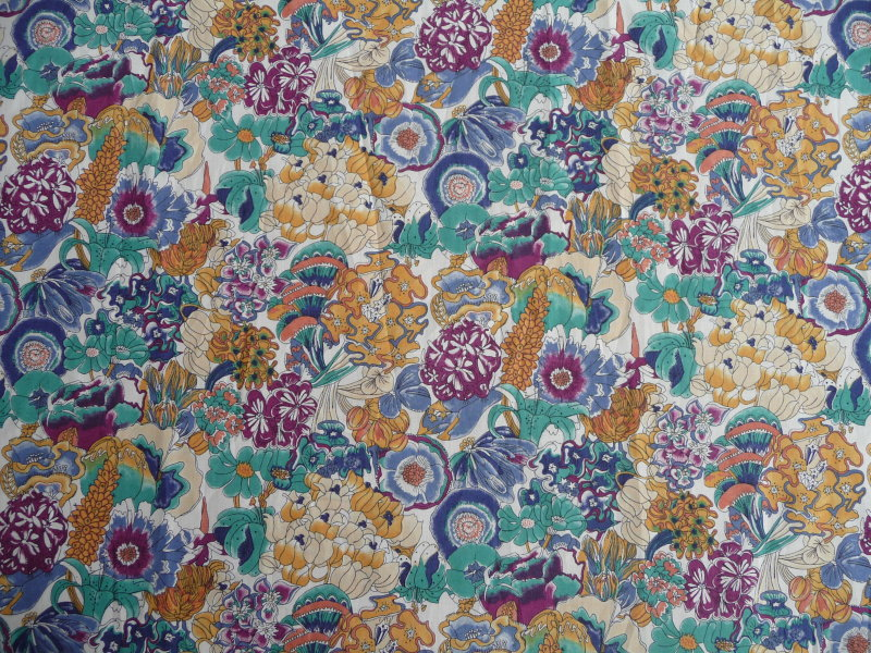 Fabric detail: Cathryns by Liberty of London