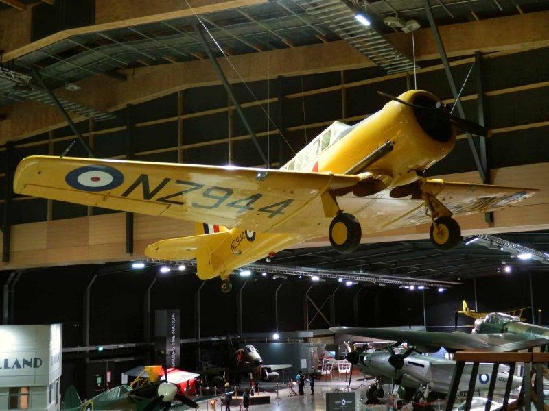 North American AT-6 Harvard II