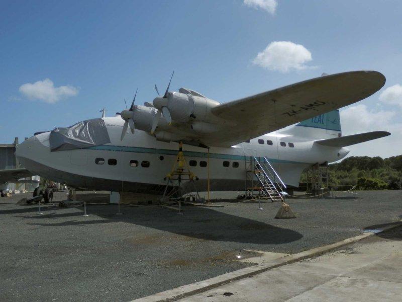 Short S.45A Solent MkIV