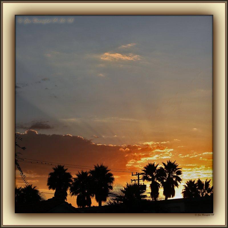 The Last Sunrise Of September 08