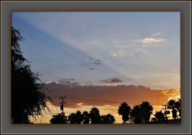 The Last Sunrise Of September 08 Too