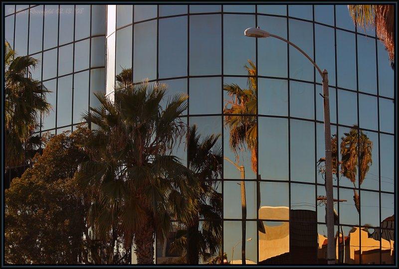 Wilshire Blvd. Santa Monica