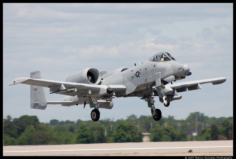 Air Force A-10 Thunderbolt II