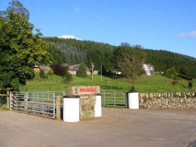 Poldean Gate and Farmhouse