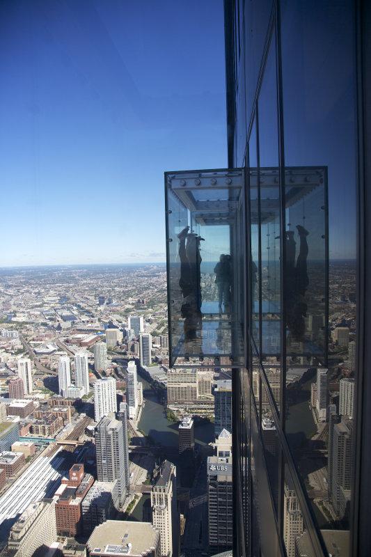 Willis Tower Sky Deck