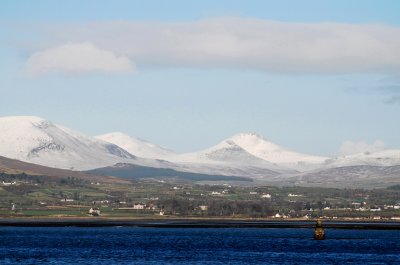 Where the Mountains of Mournes Sweep Down to the Sea