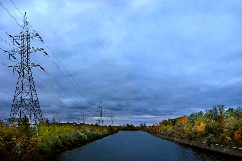 Hydro Lines