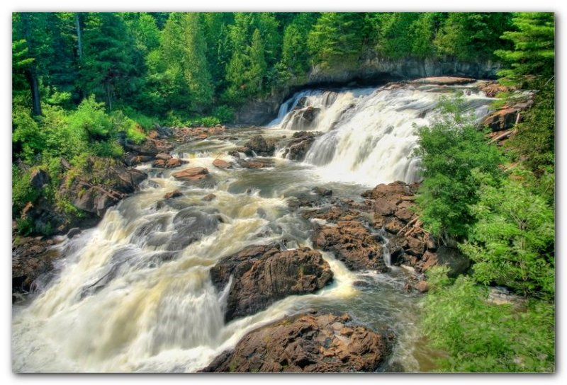 Top Of The Falls III