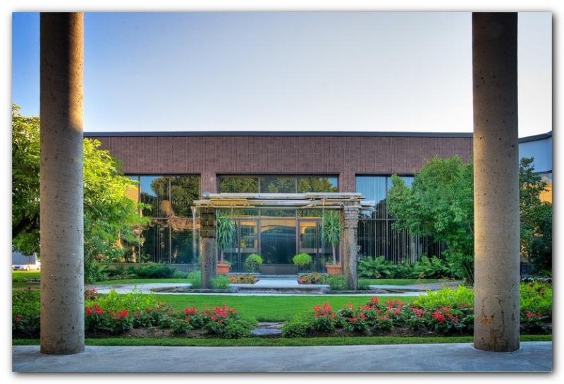 Garden At City Hall
