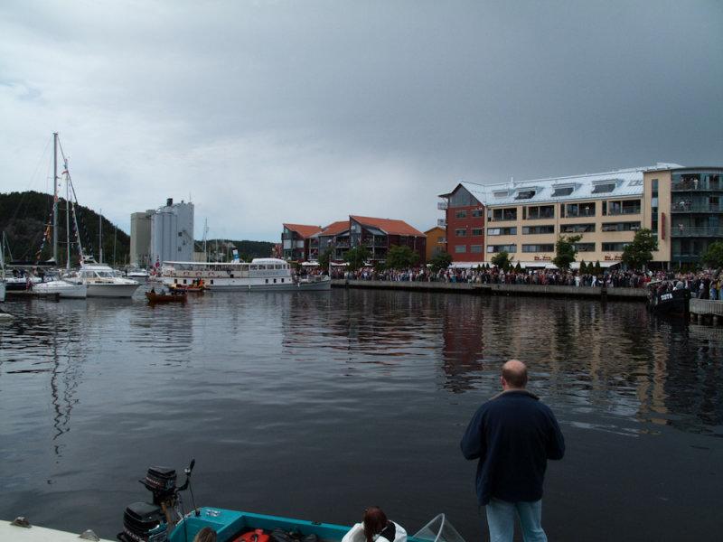View of Halden