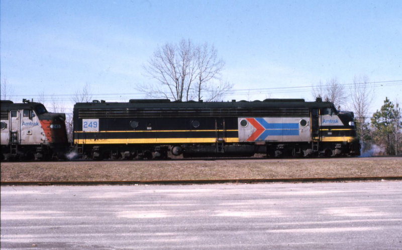 Amtrak 249