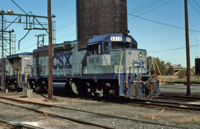 CSX 6818