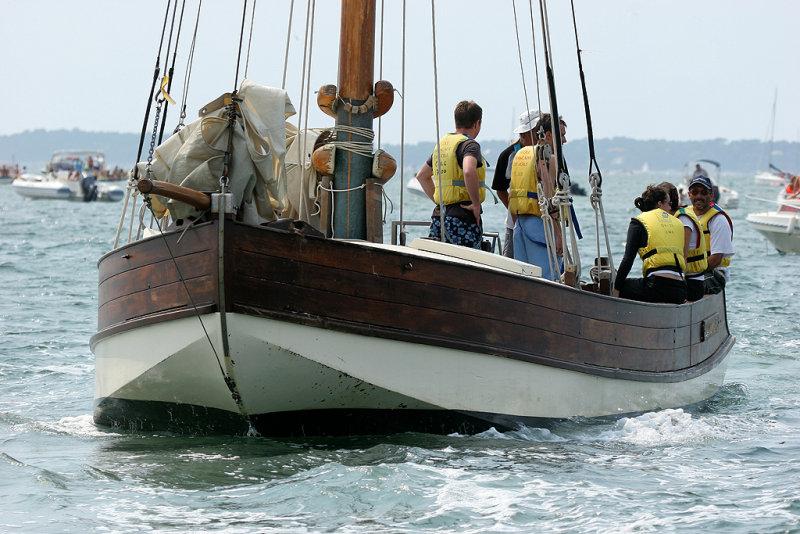 Tour du Bassin dArcachon et découverte de lîle aux Oiseaux en bateau à bord du Margat