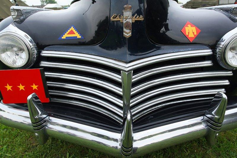 Meeting aérien de la Ferté Alais 2008 - Une Chrysler Royal Fluid Drive