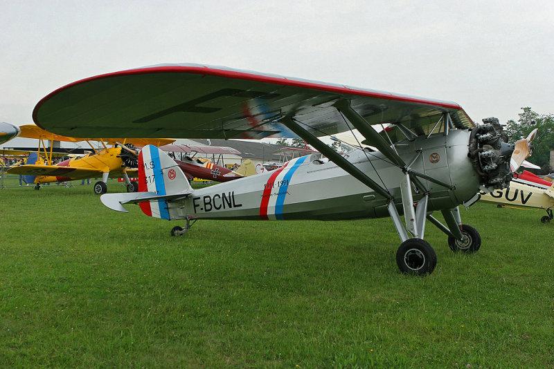 Meeting aérien de la Ferté Alais 2008 - Dewoitine D-27