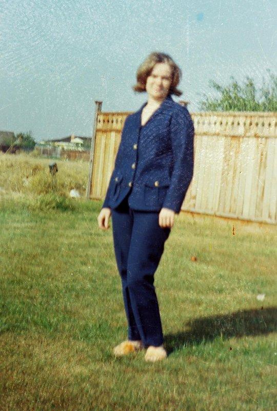 Linda Sue in Valley Hi, Sacramento
